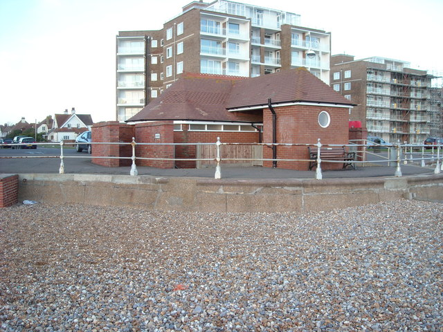 Public Conveniences, Bexhill-0n-Sea
