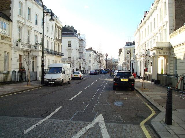 Charlwood Street, SW1