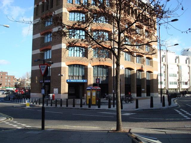 Pimlico Underground Station