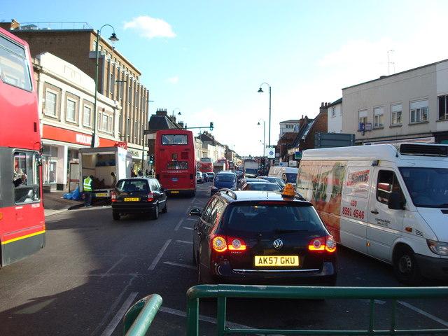 Mitcham Road, Tooting