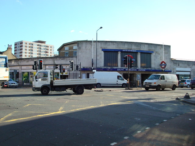 South Wimbledon Underground Station