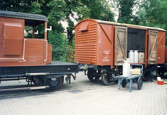 Milk Train!