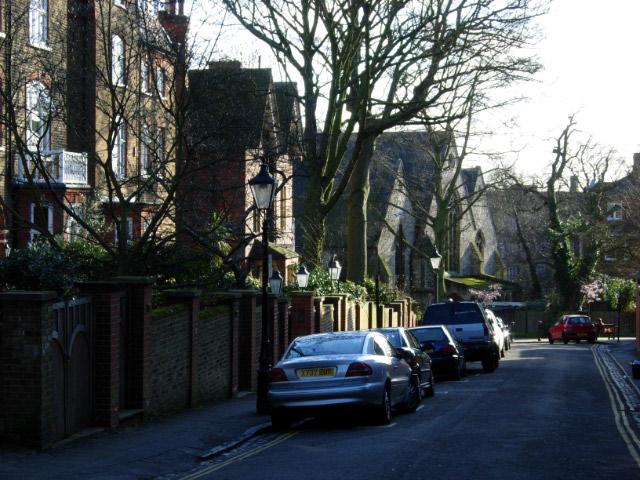 Holford Road, Hampstead