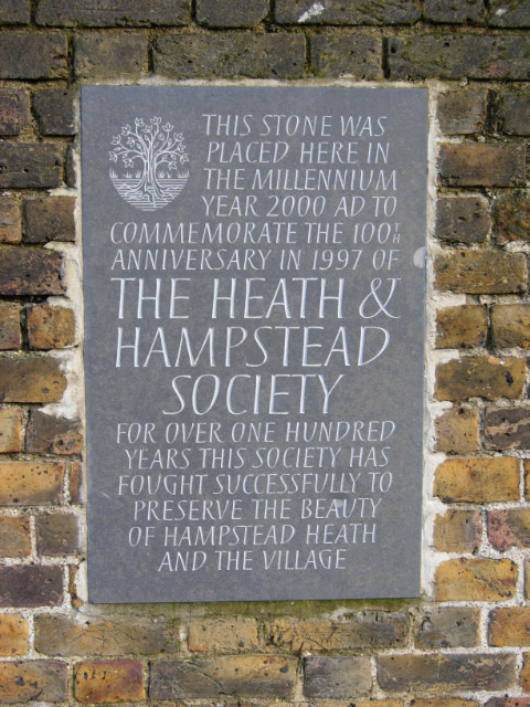 The Heath & Hampstead Society