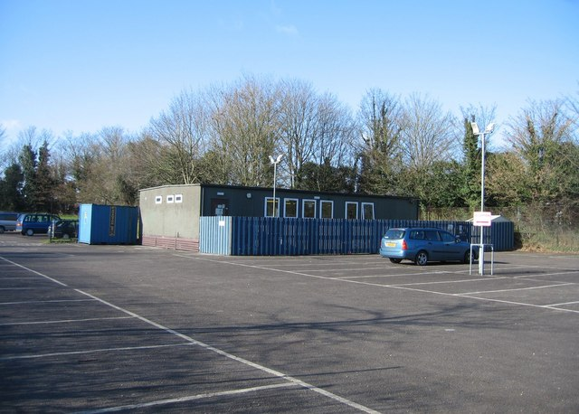 Infant school in grounds of Fort Hill School