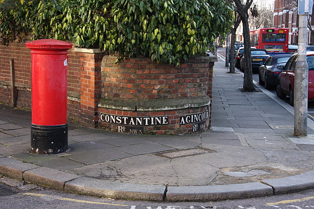 Road Names in South Hampstead