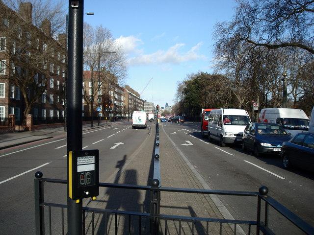 Clapham Road, London SW4