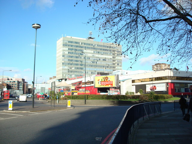 Elephant and Castle Shopping Centre
