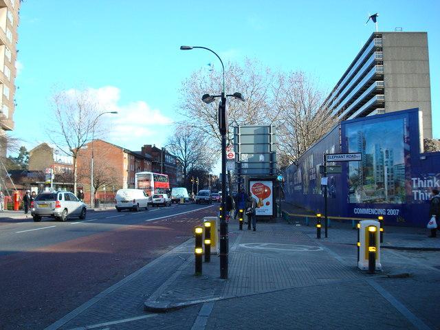 New Kent Road