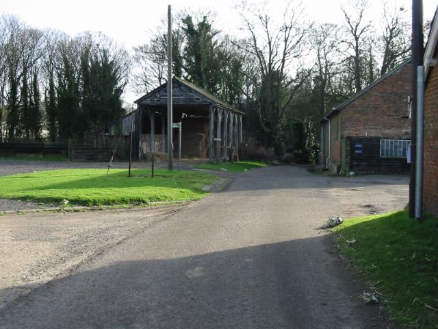 Home Farm, Knowlton