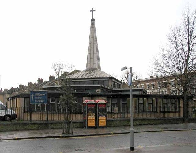 St Luke, Fernhead Road, West Kilburn, London W9