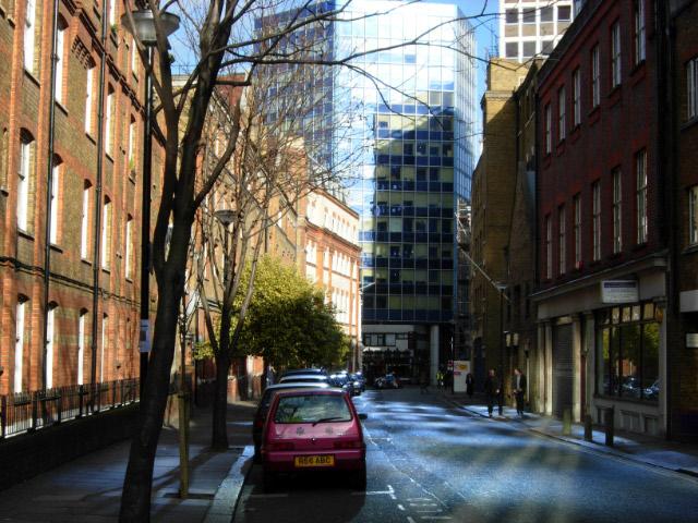 Parker Street, Holborn