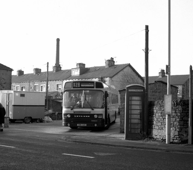 Barnoldswick 'Bus station'