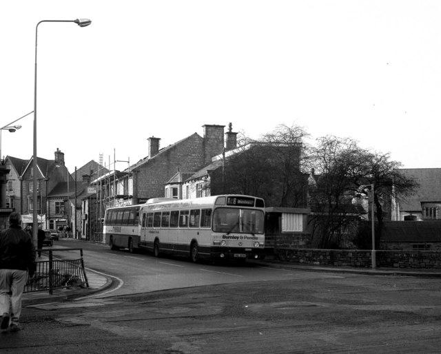 Station Road, Barnoldswick