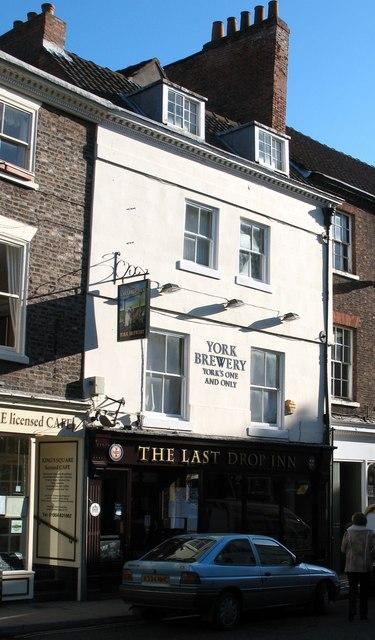 The Last Drop Inn