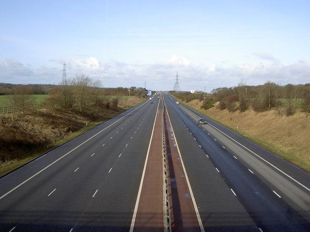 M53 Motorway