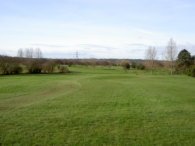 Prenton Golf Course.