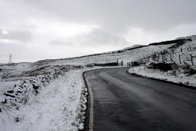 Extwistle Road