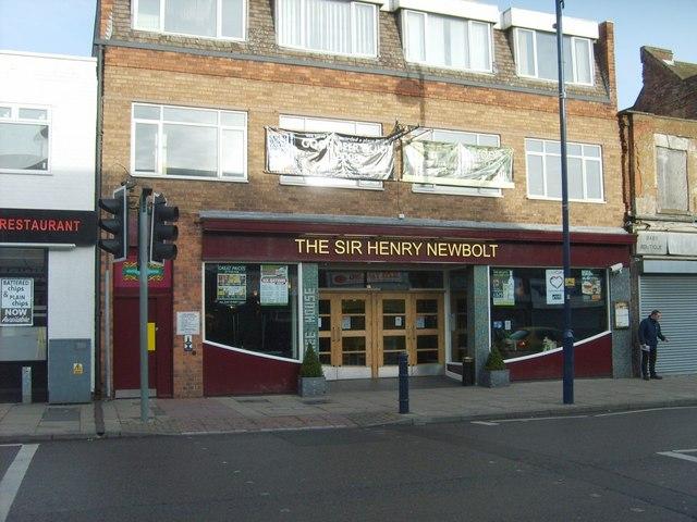 The Sir Henry Newbolt