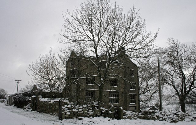 Extwistle Hall