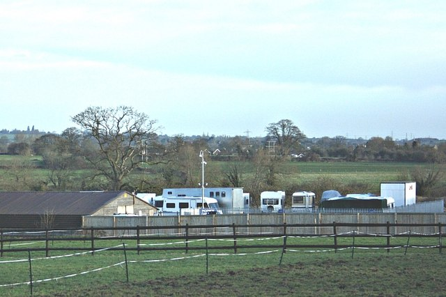 2008 : Pickwick Caravans