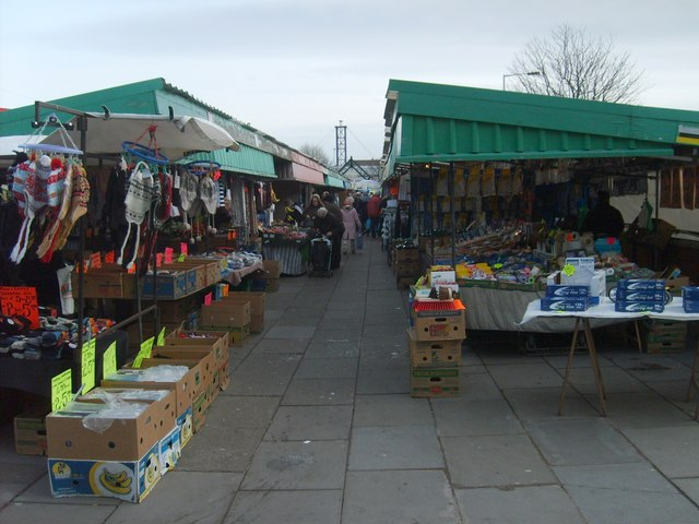 Bilston Outdoor Market