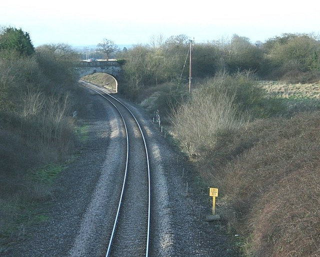 2008 : Single track to Trowbridge