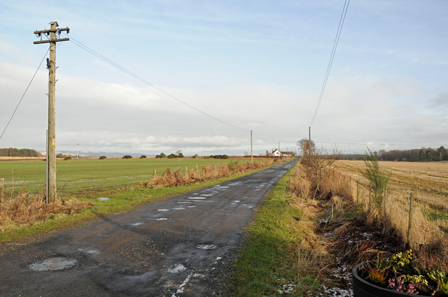 Track to Patter Farm