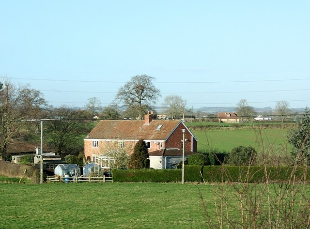 2008 : View from Melksham Lane railway bridge