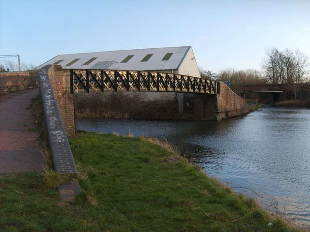 Towpath Bridge