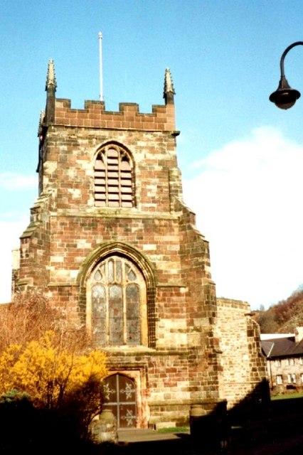 Cadeirlan Bangor Cathedral