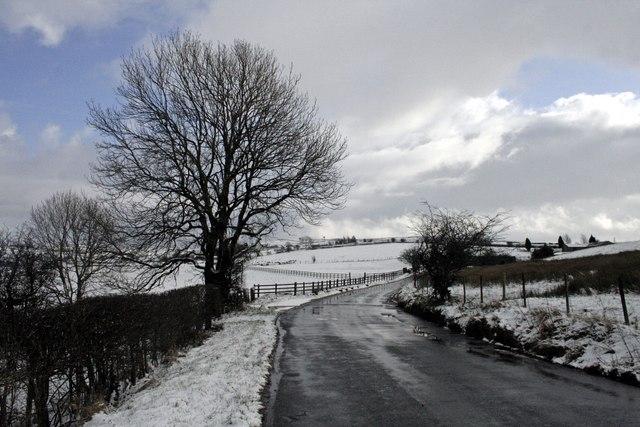 Todmorden Road, Briercliffe