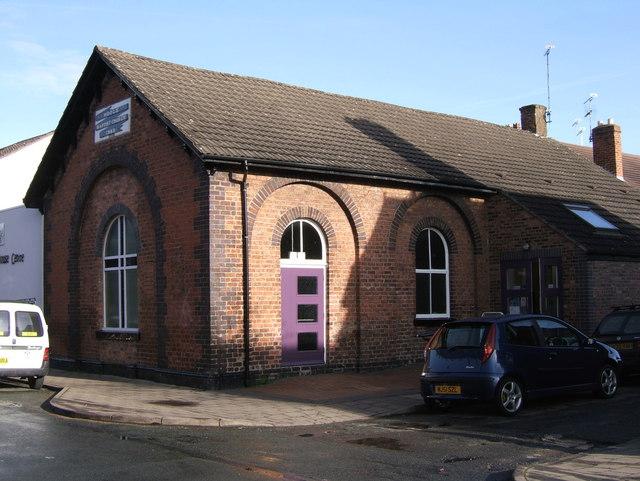 Hoole Baptist Church, Hoole, Chester