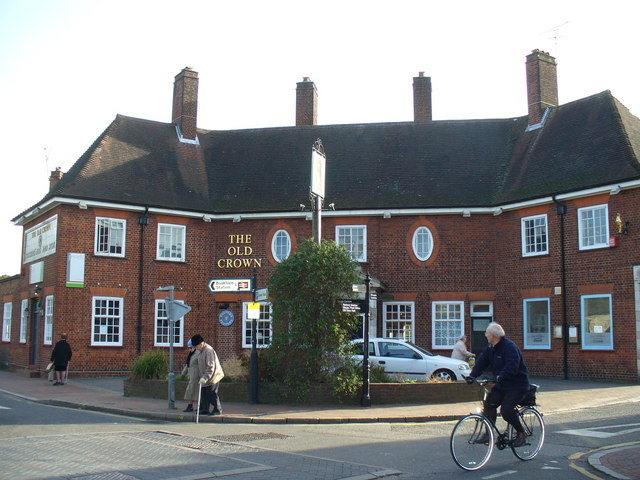 The Old Crown