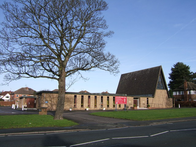 Hoole United Reformed Church, Chester
