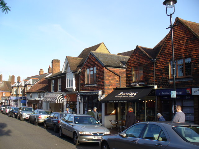 High Street, Great Bookham