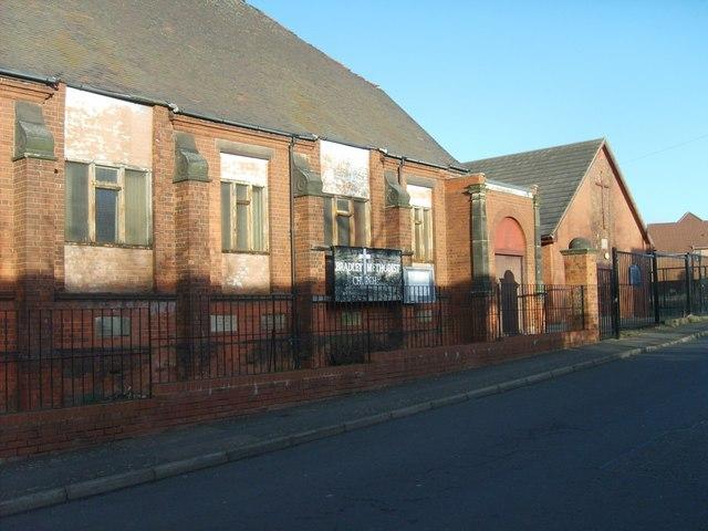 Bradley Methodist Church