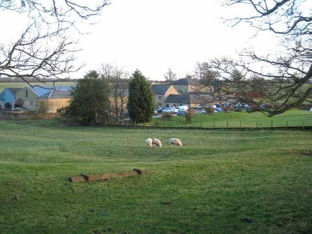Kirkharle Farm