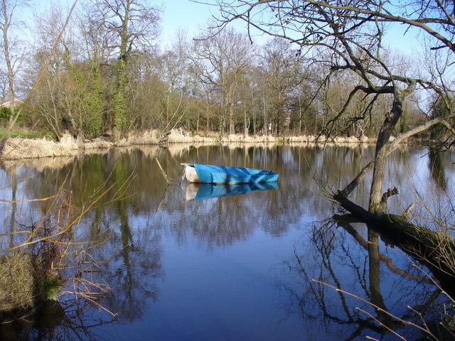Pond, Spring Grove