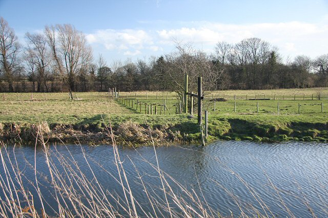 Quy Water and horse paddocks
