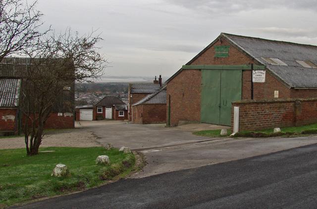 Elloughton Hill Farm, near Welton
