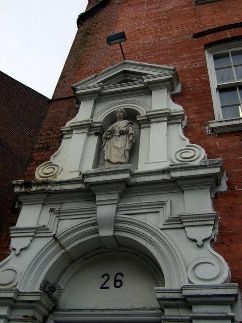 St Pancras at Theatre Technis