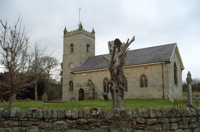 Hopton Wafers Church