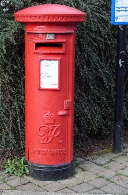 Old Post Box Stottesdon