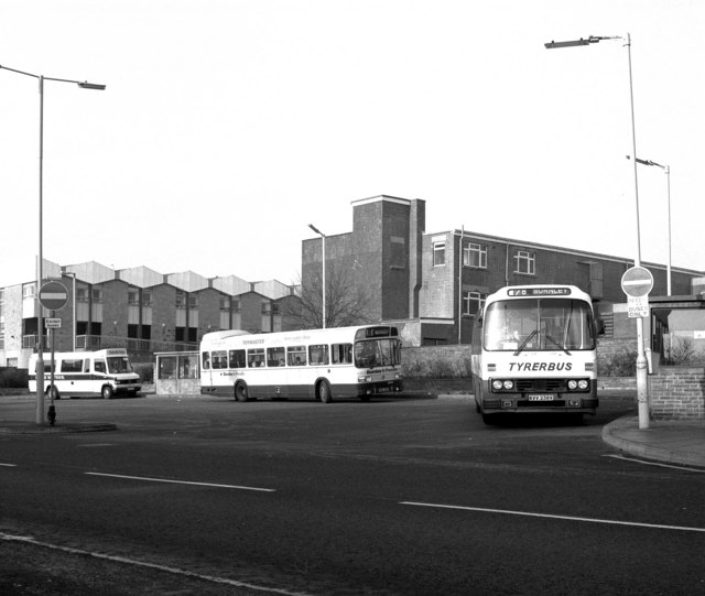 Colne bus station
