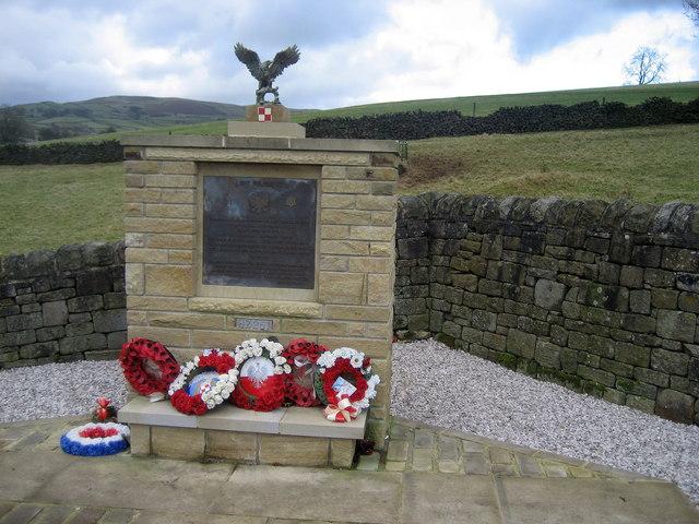 Memorial, Hamblethorpe Bridge