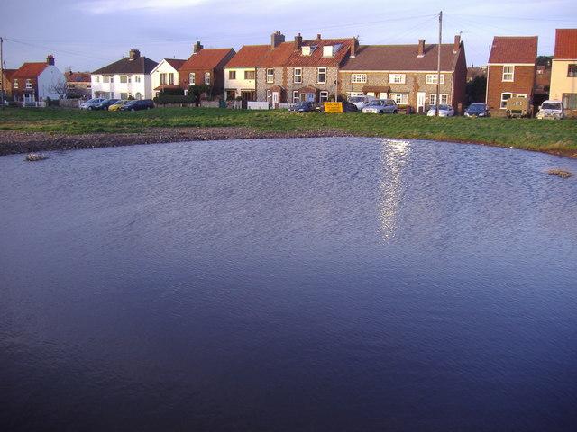 The Dew pond, Beeston Regis