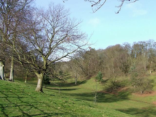 Dry Valley near Munslow, Shropshire