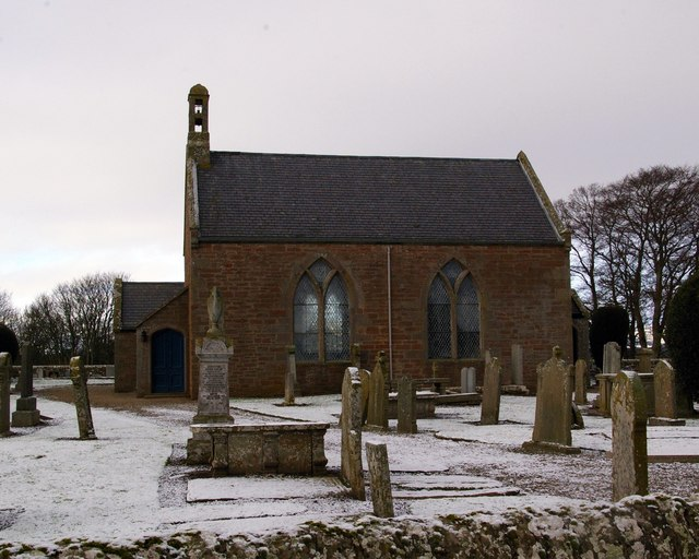 Stracathro Parish Church