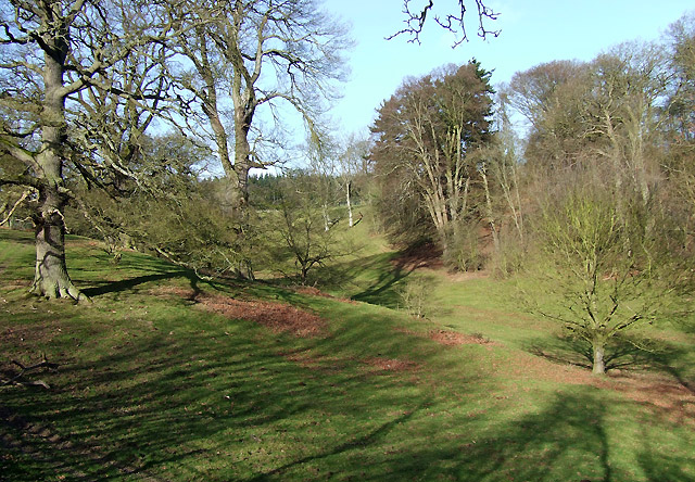 Millichope Country Park, Shropshire